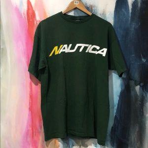 🔥VINTAGE🔥Nautica Sailing Challenge T-shirt.